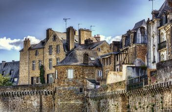 From Vannes, Brittany